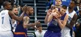 Evan Fournier, Nikola Vucevic turn in big nights, Magic fall to Suns