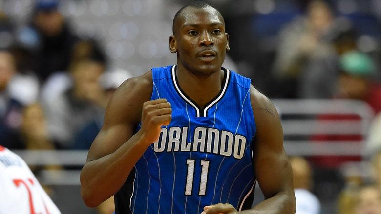 Magic's Bismack Biyombo to play in NBA Africa Game 2017