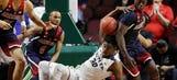 Butler defeats Arizona 69-65, wins Continental Las Vegas Invitational