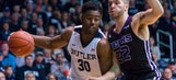 Butler beats Central Arkansas 82-58, but Holtmann has concerns