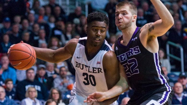Butler beats Central Arkansas 82-58, but Holtmann has concerns