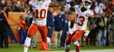 Chiefs breakout star Tyreek Hill is trying to outrun his past