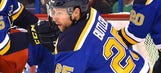 Blues re-sign D Chris Butler to two-year, two-way deal