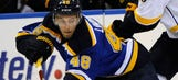 Blues Return Lindbohm to AHL Chicago