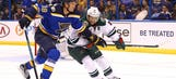 Blues working to fix 'discipline problem' as Wild come to town