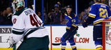 Blues activate Stastny from IR