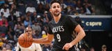 Wolves' Rubio ready to play after missing five games