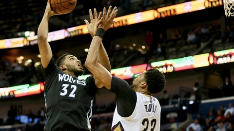 Will the Wolves be able to keep up with the Western Conference's latest trades?