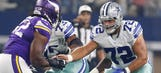 Vikings' Zimmer says Cowboys' line among best he's ever seen