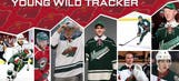 Young Wild Tracker: Belpedio busts scoring slump