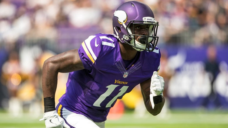 Vikings Snap Counts: Treadwell takes off
