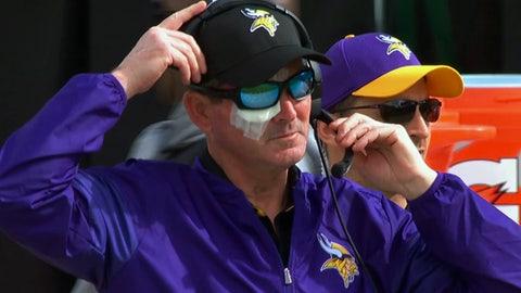 Mike Zimmer rips Vikings' effort