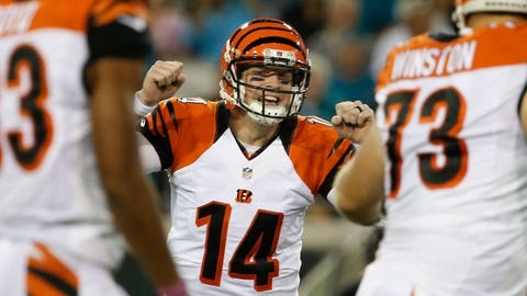 Sunday: Bengals at Jets