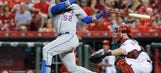 Reds bullpen fails to hold lead, Mets win 5-3