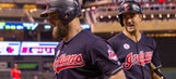 Napoli monster homer, bullpen dominance lead Indians to 5-4 win over Twins