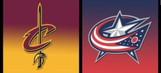 Channel information for Blue Jackets and Cavs on Saturday, November 5
