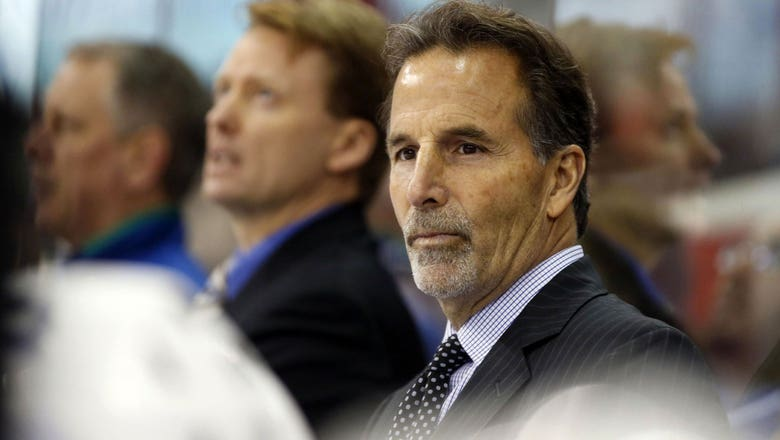 Blue Jackets sign Tortorella to one-year extension