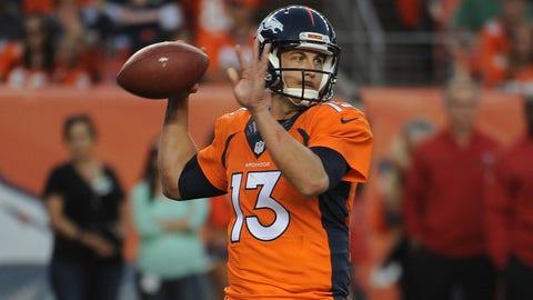 Trevor Siemian, Broncos