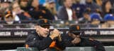 NL West: Giants aren't pushing the panic button yet