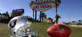 Two sites targeted for Raiders' Las Vegas stadium