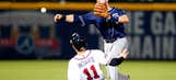 Padres face Wisler, Braves Tuesday night