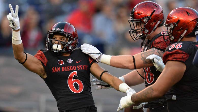 San Diego State shuts out New Hampshire 31-0
