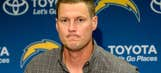 Chargers stagger into bye week of another lost season