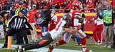 AFC West: Chiefs lose to Buccaneers 19-17