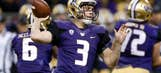 Washington up to 5th as Louisville drops in CFP rankings