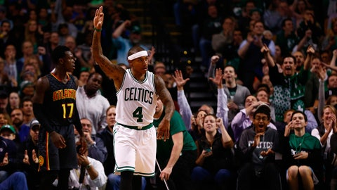 Boston Celtics: Isaiah Thomas, PG