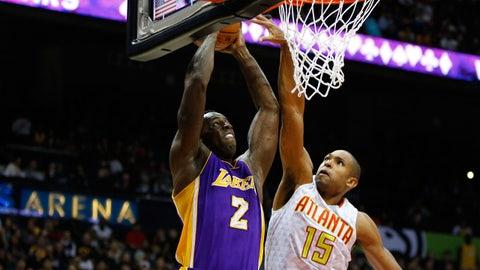 Brandon Bass, Los Angeles Lakers