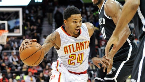 Atlanta Hawks: $825 million
