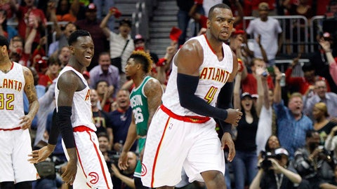 Paul Millsap (unrestricted)