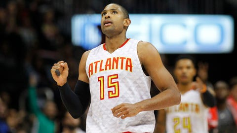 Atlanta Hawks: How little they've missed Al Horford