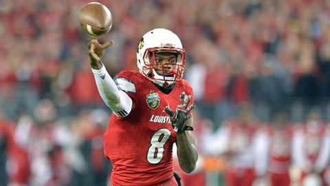 Louisville at Houston (+14, Thursday)