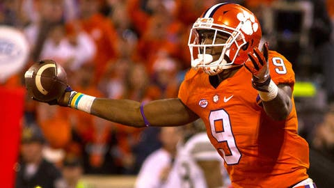 Will Clemson be able to run the ball against Alabama?
