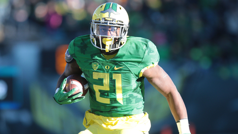 On The Rise: Royce Freeman, Oregon RB, Jr.