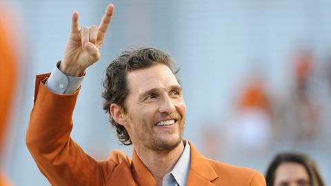 Matthew McConaughey - Texas