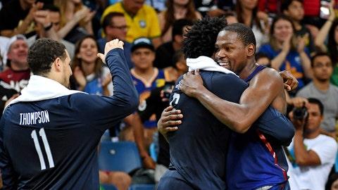 USA men's basketball
