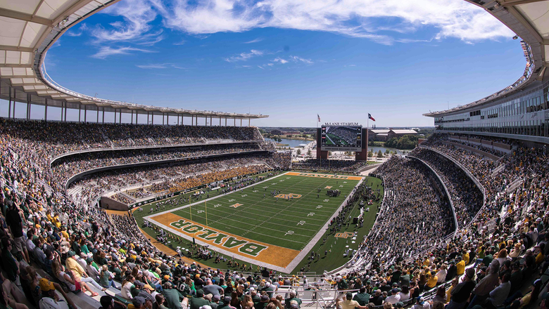 Baylor kicking off season could be 'good therapy' in Waco