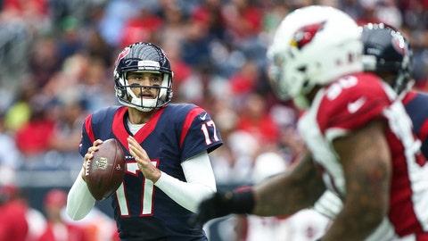 Houston Texans: Brock Osweiler