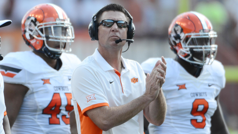 Oklahoma State ready to make another run for Big 12 title