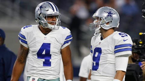 Narrative: Dak Prescott should remain the Cowboys' starting QB even after Tony Romo is cleared to play