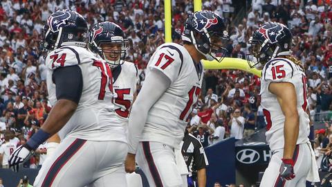 Houston's balanced offense