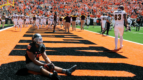 Oklahoma State vs. Pittsburgh (Saturday, 3:30 p.m. ET)