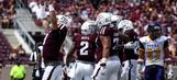 Texas A&M, Auburn to test mettle in SEC opener