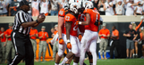 Oklahoma State outlasts Pittsburgh after rain delay