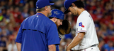 Yu Darvish struggles in Rangers' loss to A's