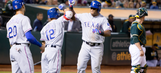 Rangers clinch AL West with shutout win over Oakland
