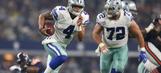 Dak Prescott solid again in Cowboys' win over Bears